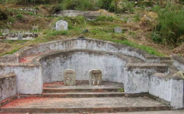 四种坟墓风水极好的情况