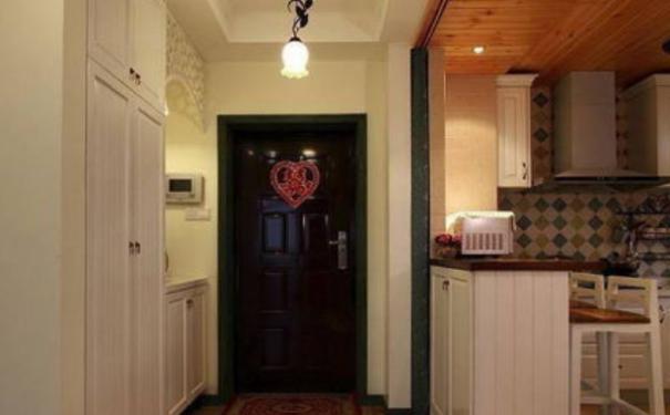 门厅过道风水摆件该怎么选